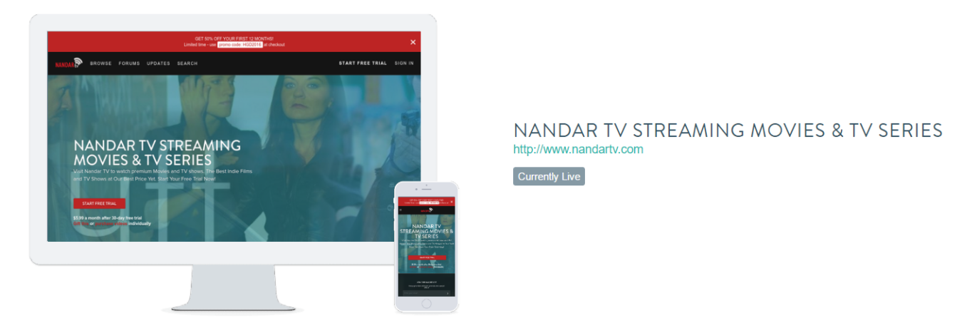 Nandar TV Streaming Movies
